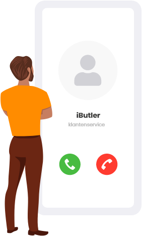 telefonische klantenservice ibutler